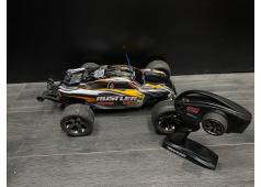Occasion Traxxas Rustler 2WD brushed xl-5